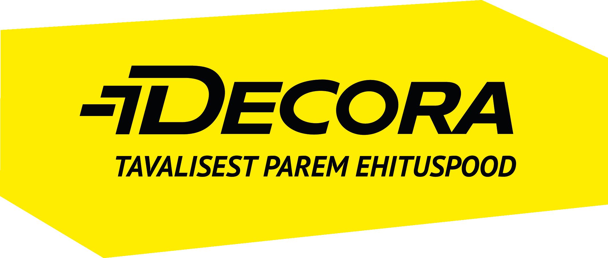 Decora yellow black-01